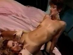Steamy lesbians making sex non stop